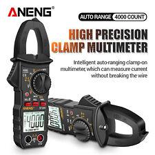4000 Counts Digital Multimeter Ac Dc Voltage Current Clamp Meter Ncv Tester W2j9
