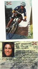 1994 GENERATION EXTREME JULIANA FURTADO CYCLING CARD #114 ~ MULTIPLES AVAILABLE