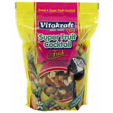New listing Cocktail Parrot Bird Food Pet Treat Natural Fresh Healthy Fruit Premium Mix 20oz