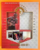 1996-97 Upper Deck Michael Jordan Collector's Choice BB Card Kit - Bulls - Look!