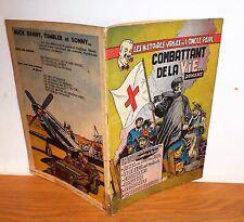 E.O. 1954 Combattant de la vie les histoires vraies de l'Oncle paul