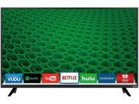 VIZIO D43F-E1 D-Series 1080p 120Hz Full-HD Smart LED TV 2017