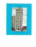 Vintage Postcard-Titche-Goettinger Building, Dallas, Texas