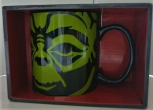 YODA Disney Star Wars Mug - New & Boxed - Green Full Face Large