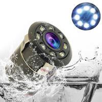 170°CMOS Auto Car Rear View Backup Camera Reverse 8LED Night Vision Waterproof C