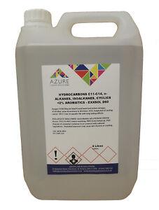 Hydrocarbons c11-c14 n-Alkanes Isoalkanes Cyclics <2% Aromatics-Exxsol D60 - 5L