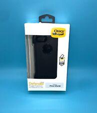 OtterBox Defender iPhone 5 5s iPhone SE Case w/Holster Belt Clip Black New