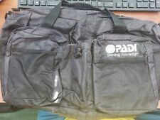 Padi Diving Society duffle bags