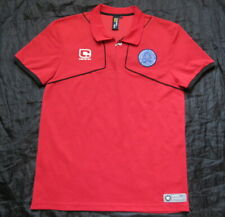 ALDERSHOT TOWN FC polo Jersey Shirt Carbrini  The Shots /adult SIZE S
