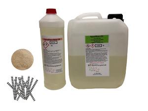 1,5kg Gießharz Set Estrich Risse Verfüllharz Vergussmasse Reparatur Epoxidharz
