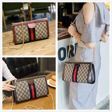 GD High-grade Simplicity Metal Chain Women's Shoulder Bag Cross Body Handbag