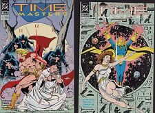 Time Masters #5 #6  (c1.599)
