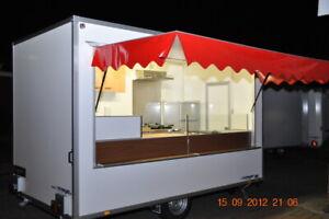 Angebot Imbissanhänger Rabatt Verkaufswagen/Foodtruck Nr. 105