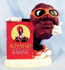 California Raisins Still Bank Sunmaid Applause Advertising Premium Vintage 1987