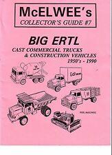 McElwee/'s Collector/'s Guide #10 POSTWAR BIG METAL CLASSIC TRUCKS
