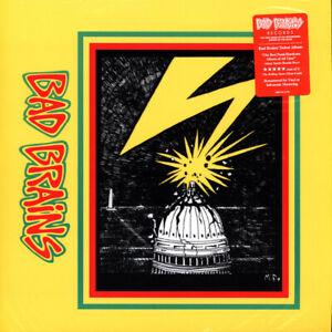 Bad Brains - Bad Brains (Vinyl LP - 1982 - US - Reissue)