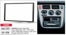 Car Stereo Radio Fascia Panel 2 Din Frame Kit for HONDA Accord;Civic;CR-V 11-119