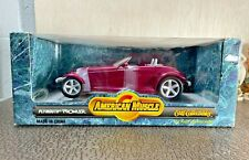 Ertl 7394 American Muscle Plymouth Prowler, New in Box