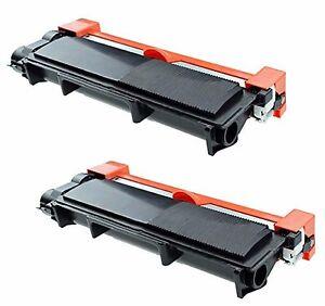 2-Pk/Pack TN660 TN630 High Yield Toner for Brother HL-L2300D L2320D L2340DW
