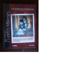 DVD - LIBRO CUARTO MILENIO 1 LOS NIÑOS Y EL MISTERIO (PROMOCION EL PAIS) (6L)