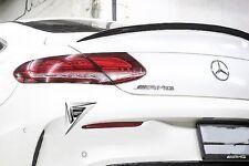 Carbon Process Trunk Spoiler for MERCEDES C205 a Type Coupe Class C 2016