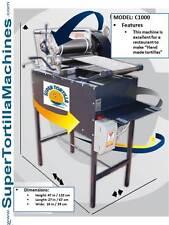 Corn Tortilla Machine equipment Head - Compact Design