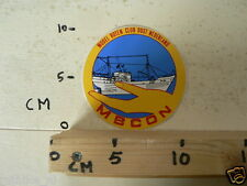 STICKER,DECAL MODEL BOTEN CLUB OOST NEDERLAND MBCON MODEL TOYS A