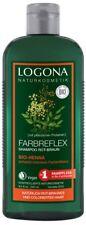 Logona Farbreflex Shampoo Rot-Braun 250ml mit Bio-Henna, vegan
