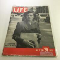 Life Magazine: May 3 1948 Career Girl Her Life & Problems Ingrid Bergman