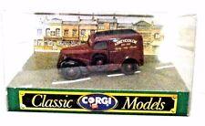 Vintage Corgi Ford Popular Diecast Van - Abbey Color No.D980 - 1/43 - Mint Box.