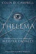 THELEMA - CAMPBELL, COLIN D./ DUQUETTE, LON MILO (FRW) - NEW PAPERBACK