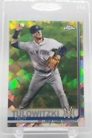 TROY TULOWITZKI 2019 Topps Chrome Sapphire Edition Base #622 (Yankees)