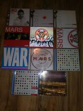 30 Seconds To Mars CD Lot of 11 SEE DESCRIPTION