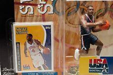 2000 USA Basketball Team Steve Smith Topps card Action Figure