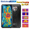 Night Vision Blackview BV9800 Pro Thermal Imaging Rugged Cell Phone 6GB+128GB