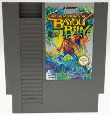 The Adventures of Bayou BILLY-Nintendo Entertainment System NES-SOLO MODULO