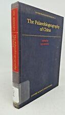 Oxford Biogeography: The Palaeobiogeography of China (1994, Hardcover)
