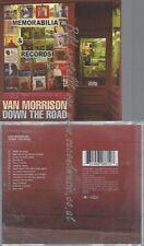CD--VAN MORRISON--DOWN THE ROAD