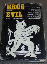 Witchcraft Eros Evil Demon Devil Sex Sexuality Erotica Magic Spell Ritual Occult