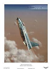 BAC(EE)  Lightning F.53, Royal Saudi Air Force Digital Artwork.