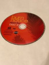 BURN NOTICE FOURTH SEASON 4 DISC 3 REPLACEMENT DVD DISC ONLY