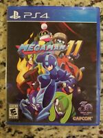 MEGA MAN 11 (for Sony Playstation 4) ps4 game TESTED COMPLETE FREE S/H