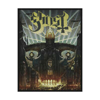 GHOST Meliora Woven Sew On Patch Official Licensed Band Merch Metal Brand New