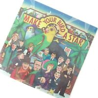 Make You Bird A Star Pet Records LPS 3138 Training Parakeets Parrots Cockatiels