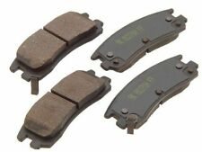 For 1992-1993, 1995-1999 Buick Riviera Brake Pad Set Rear Akebono 24133CQ 1996