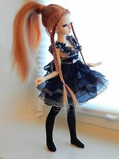 Set Outfit for doll  BJD 1/4 MSD MiniFee Girl clothes/dress/Clothing EVA1