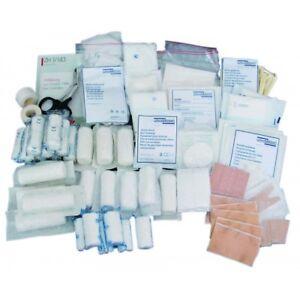 Nachfüllpack Betriebsverbandskasten groß nach DIN 13169 Erste Hilfe 25-200