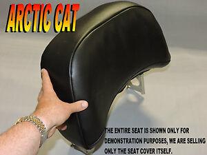 Arctic Cat 400 550 650 700 1000 TRV Back rest cover 2009-15 HI H2  backrest 969