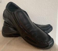 Cole Haan Air Ryder Black Slip on Loafers C08129 Men's 11.5