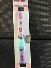 New ListingPusheen Purple Gem Safety Cat Collar ~Nwt~